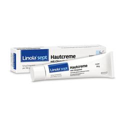LINOLA sept Hautcreme mit Clioquinol 50 g