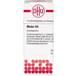 MADAR D 4 Globuli 10 g
