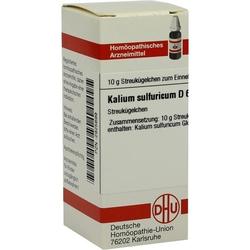 KALIUM SULFURICUM D 6