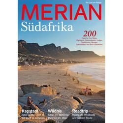MERIAN Südafrika: Buch von