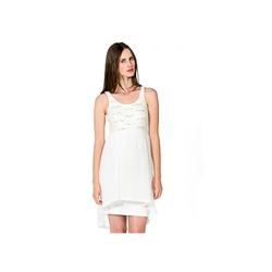 Kleid Luthien elegantes Brautkleid Hochzeitskleid Umstandsbrautkleid   creme   40