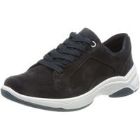 Ara Shoes Ara Miami Sneaker mit gepolstertem Schaftabschluss blau 6,5