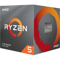 AMD Prozessor AMD Ryzen 5 2600 Box AM4 (3,900GHz) with Wraith Stealth cooler
