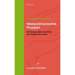 Neapolitanische Puppen als Buch von Viviana Scarinci