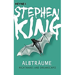 Albträume. Stephen King  - Buch