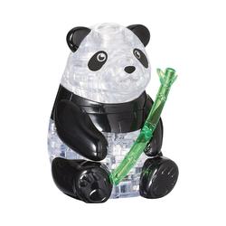 HCM KINZEL 3D-Puzzle Crystal Puzzle - Panda, Puzzleteile
