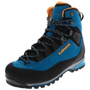 Lowa Lowa Damen Trekkingstiefel Alpine PRO GTX LE Ws wasserdichter Alpinstiefel Türkis Outdoorschuh blau 37.5 (4.5 UK)