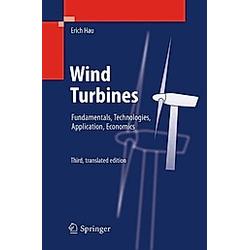 Wind Turbines. Erich Hau  - Buch