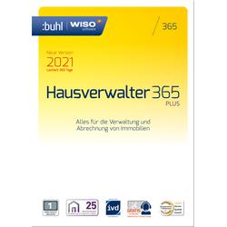 Buhl WISO Hausverwalter 365 Plus (Version 2021)