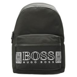 Boss Laptoprucksack Pixel O Laptop-Rucksack 30 cm grau