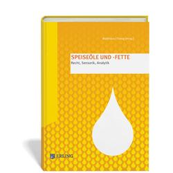 Speiseöle und -fette als Buch von