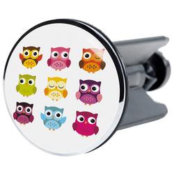 Sanilo Stöpsel Owl, für Waschbecken, Ø 4 cm