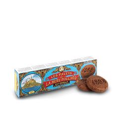 La Mère Poulard Les Palets tout Chocolat 125 g