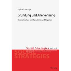 Gruendung und Anerkennung: eBook von Raphaela Hettlage