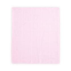 Babydecke Babydecke, Lorelli, Kuscheldecke Baumwolle, Größe 75 x 100 cm, ab Geburt rosa