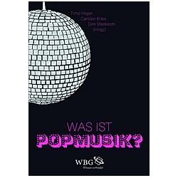 Was ist Popmusik? - Buch