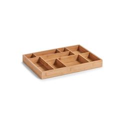 Neuetischkultur Aufbewahrungsbox Schubladen-Organizer Bambus, Schublade