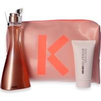 Kenzo Jeu d'Amour Eau de Parfum 100 ml + Body Lotion 50 ml + Kosmetiktasche Geschenkset