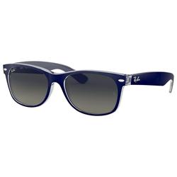 RAY BAN Sonnenbrille NEW WAYFARER RB2132 blau L