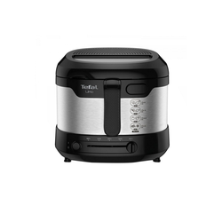 Tefal Fritteuse FF 215D Uno Fritteuse Edelstahl, 1600 W