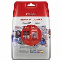 Canon CLI-551XL CMYK