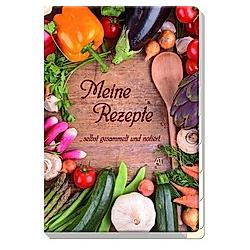 Meine Rezepte - Buch