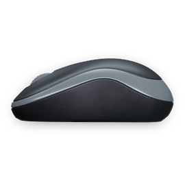 Logitech M185 Wireless Mouse schwarz/grau (910-002238)