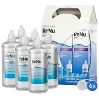 Bausch + Lomb ReNu MPS Sensitive Eyes Kombi-Lösung 6 x 240 ml