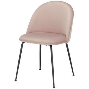 Stuhl ¦ rosa/pink ¦ Maße (cm): B: 48,5 H: 78 T: 48,5 » Möbel Kraft