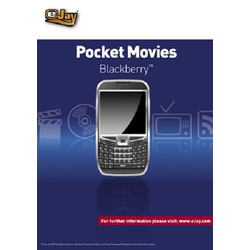 eJay Pocket Movies für Blackberry