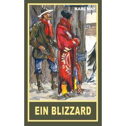 Ein Blizzard: eBook von Karl May