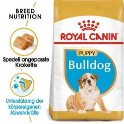Royal Canin Puppy Bulldogge Hundefutter 3 kg