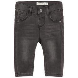 name it Boys Jeans dark grey denim