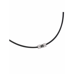 Adelia´s Edelstahlkette Edelstahl Königskette Halskette 45 cm, Königskette Edelstahlschmuck für Herren