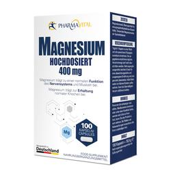 MAGNESIUM 400 mg hochdosiert