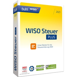 Buhl Data WISO steuer:Plus 2021 Preisvergleich!