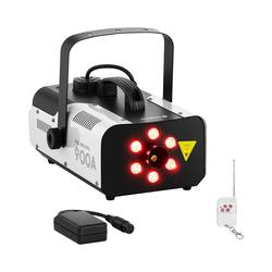 Singercon Nebelmaschine - 900 W - 141,6 m³ - LED 6 x 3 W CON.FM-900A