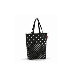 Reisenthel Cityshopper 2 in mixed dots, 17 x 47 cm