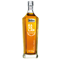 Kavalan Single Malt Whisky Classic 40% vol