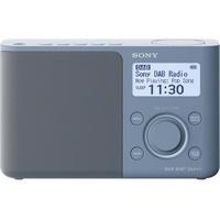Sony XDR-S61D blau
