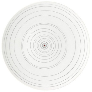 Rosenthal Speiseteller TAC Gropius Stripes 2.0 Speiseteller 28 cm, (1 Stück)
