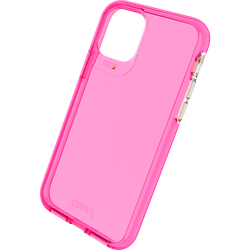 Apple iPhone 11 Pro Hülle Gear4 Pink Cover/Schale