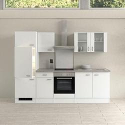 Flex-Well Küchenzeile 270 cm G-270-2207-003 Wito