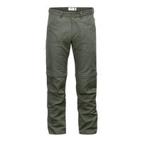 Fjäll Räven High Coast Zip-Off Trousers - Herrenhose grau 48