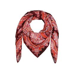 Roeckl Schal (1-St) Damentuch rot
