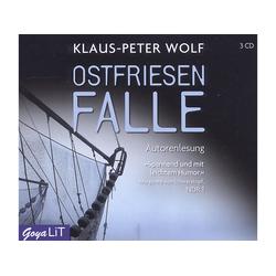 Ostfriesenfalle - (CD)