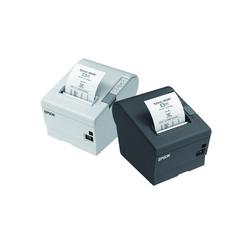 TM-T88V - Bon-Thermodrucker mit Abschneider, WLAN + USB (Combo), schwarz