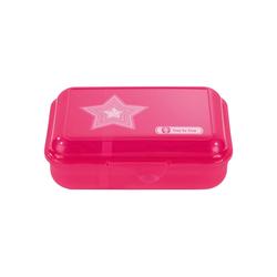 Step by Step Lunchbox, Polypropylen, Polypropylen rosa