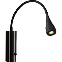 Nordlux,LED Leselampe Mento schwarz Leselampen Lampen Leuchten