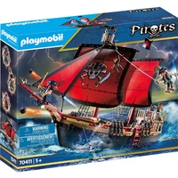 Playmobil Pirates Totenkopf-Kampfschiff (70411)